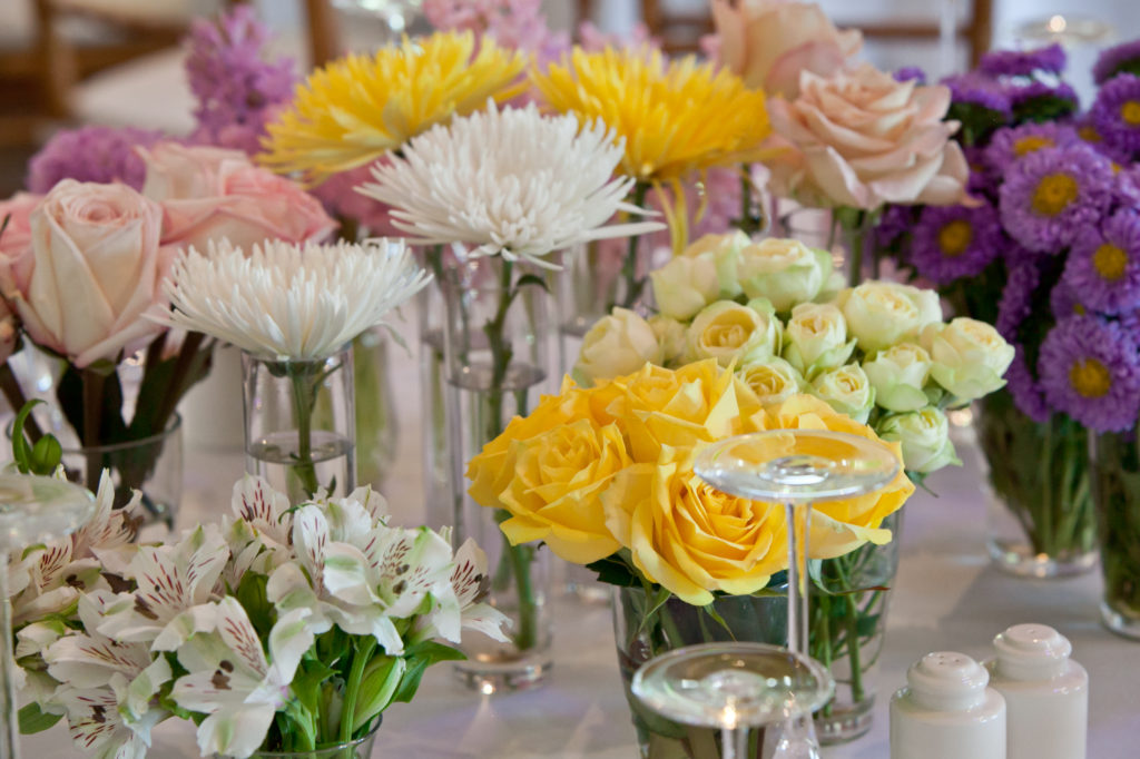 Wedding Flowers Spring