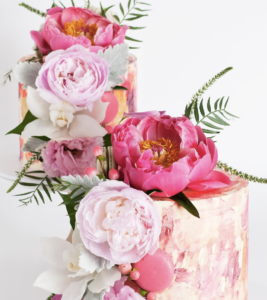 Gorgeous Watercolour cakes by the talented Cake Ink