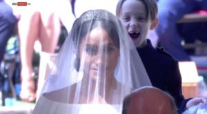 royal wedding pageboy