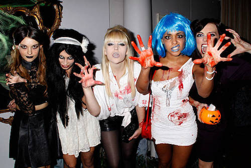 Virgin Media's Halloween Party