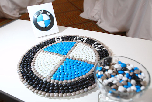BMW's Lolly Logo