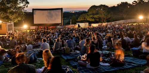 Fox's Outdoor Cinema