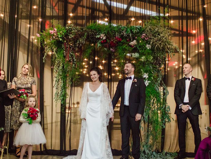 Briony and Andrew Wedding Ceremony